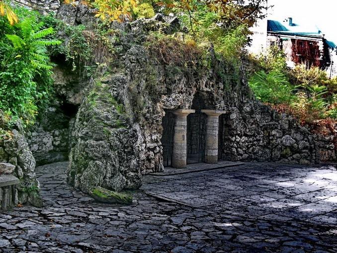 Грот Дианы в Пятигорске тоже нужно увидеть
