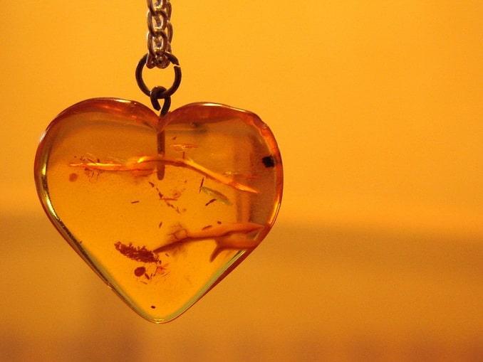 Янтарное сердце