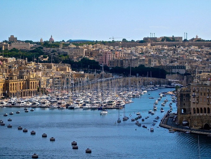 Гавань Ла-Валетты, Мальта