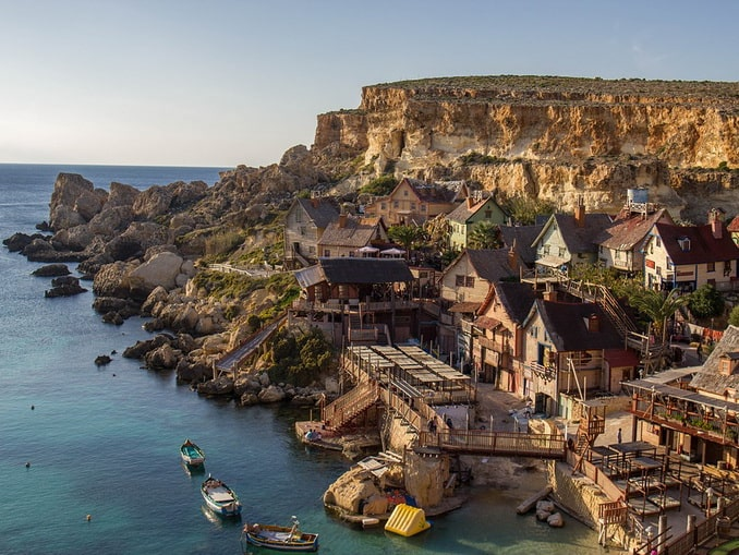 Деревня Попай, Мальта