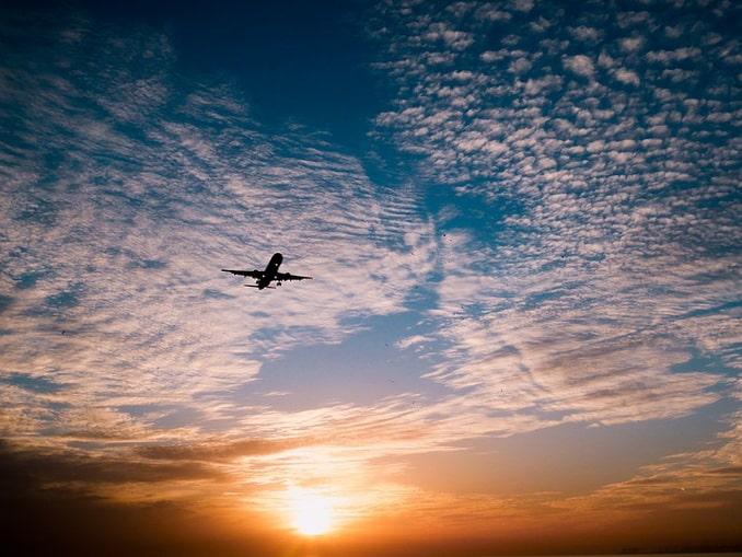 Улетающий самолет, Турция