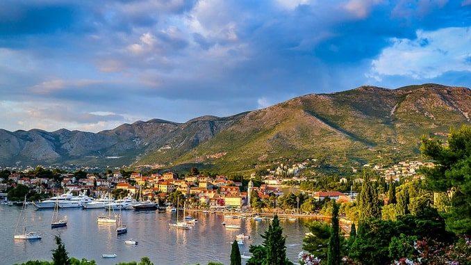 Черногория, сентябрь