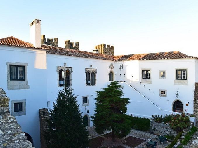 Pousada Castelo de Obidos в Обидуше