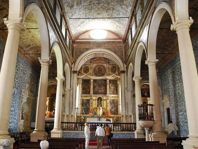 Церковь Девы Марии в Обидуше, фото Concierge.2C
