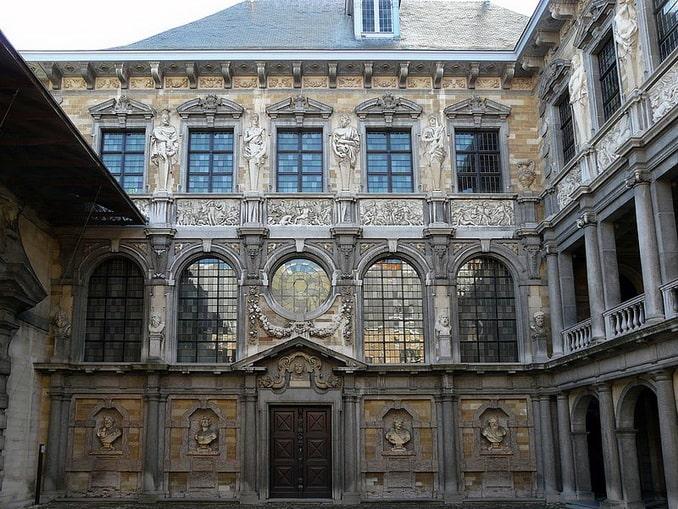 Дом Рубенса, Антверпен