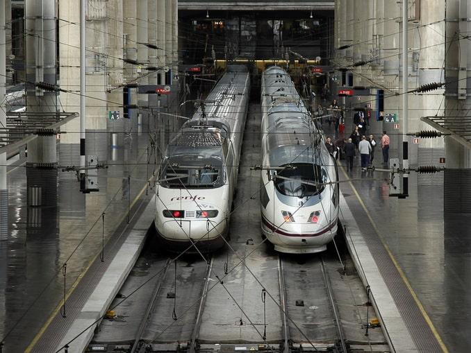 Вокзал Аточа, Мадрид