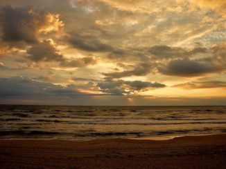 Калининград, Балтийское море