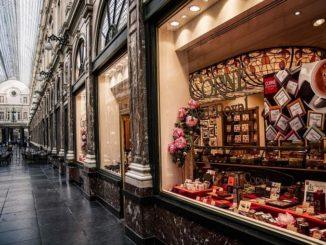 Магазин шоколада и другие интересные факты о Бельгии
