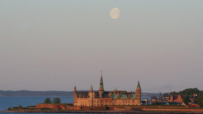 Кронборг - сюда обязательно нужно съездить из Копенгагена
