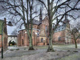 Роскилле, Дания, собор