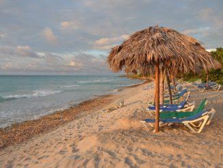 Остров Куба, пляж