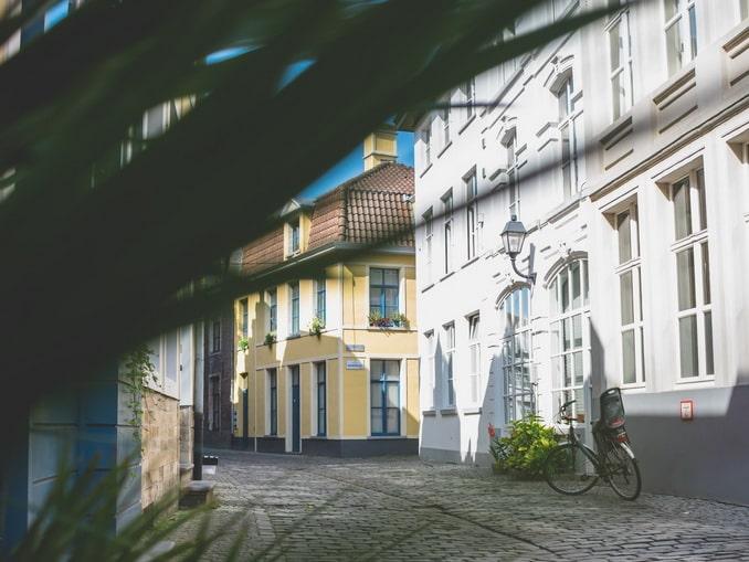 Район Патерсхол в Генте