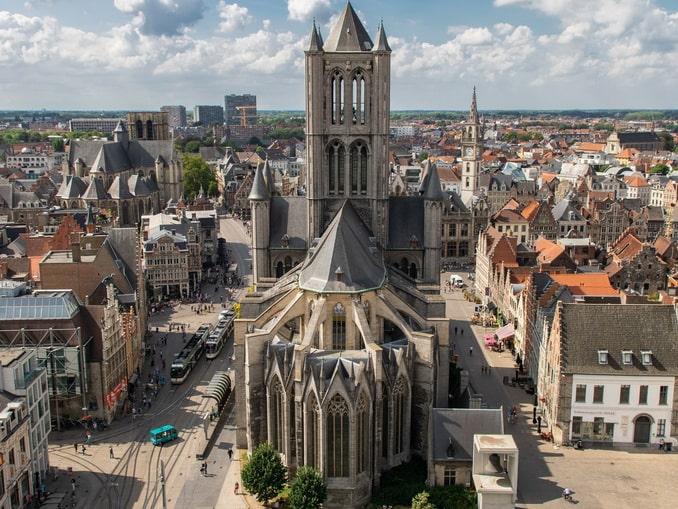 Церковь святого Николая, Гент