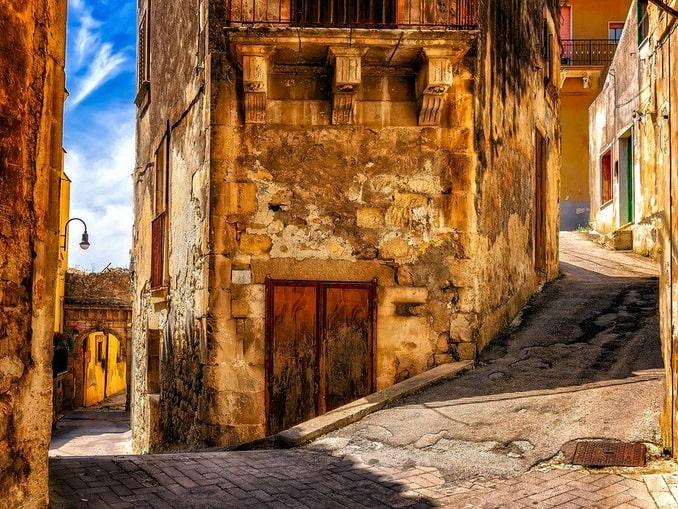 Модика, Сицилия