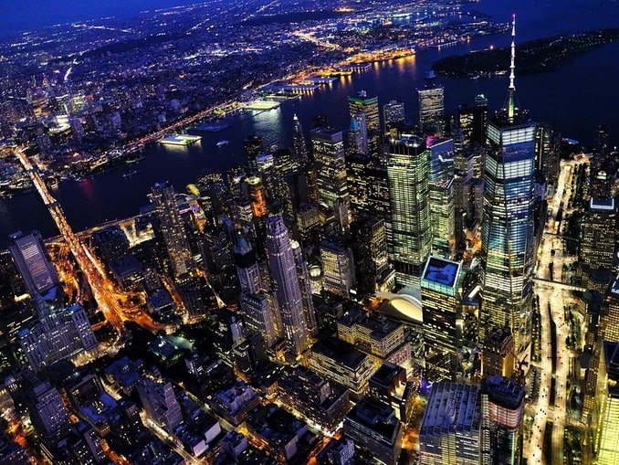Манхеттен, Нью-Йорк