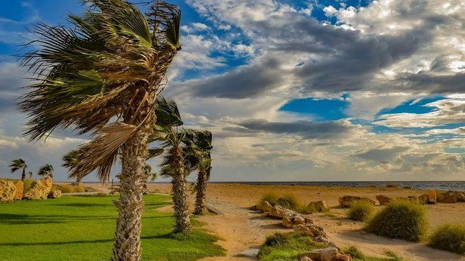 Кипр, ноябрь