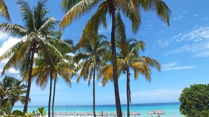 Варадеро - главный курорт Кубы