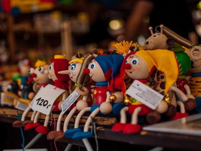 Чешские куклы