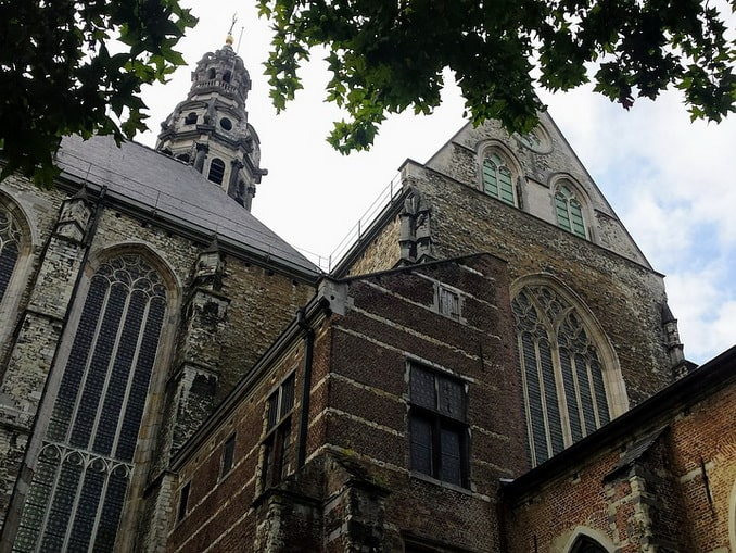 Церковь святого Павла, Антверпен