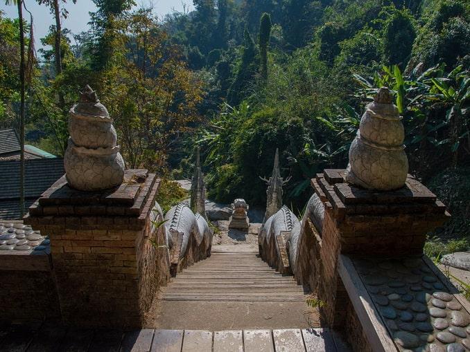 Таиланд: храм и джунгли