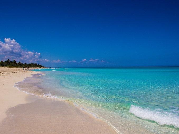 Варадеро, Куба, пляж