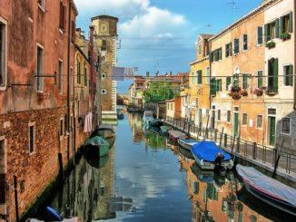 Венеция сегодня