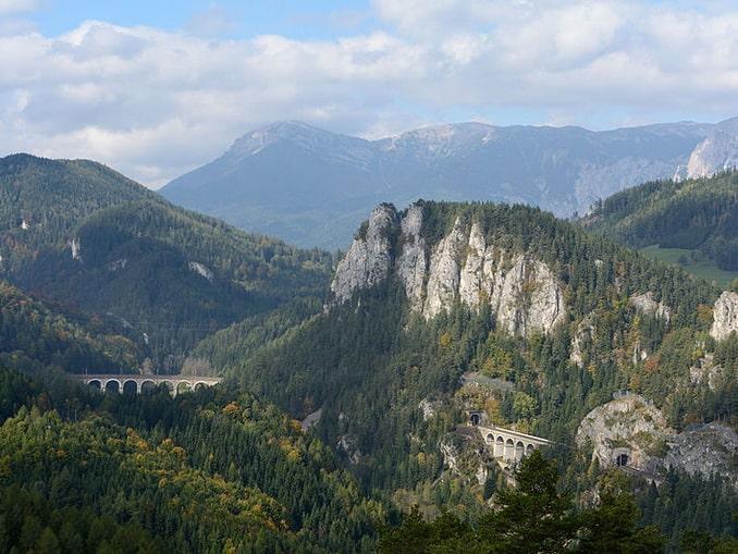 Окрестности Земмеринга, Австрия