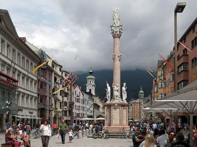Инсбрук, Тироль, Австрия