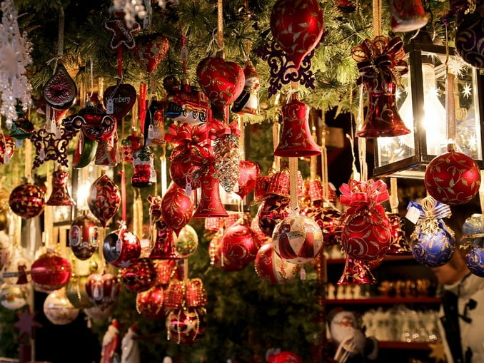 Рождественский базар в Нюрнберге