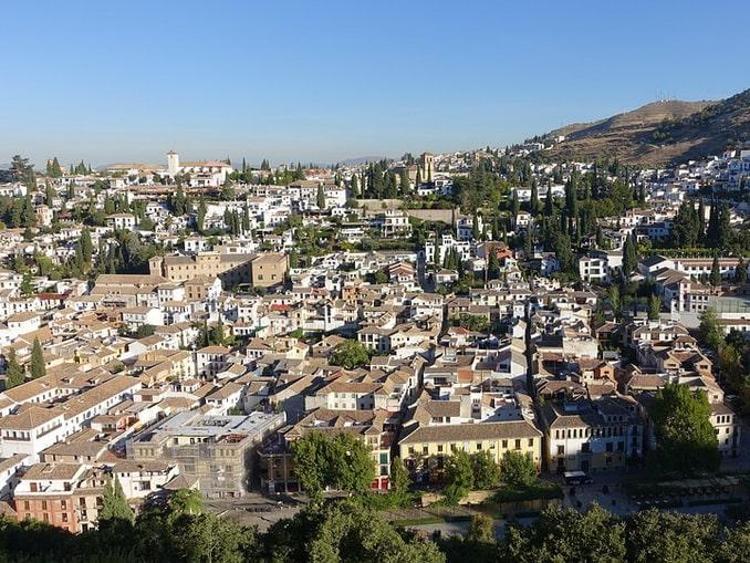 Квартал Альбайсин, Гранада