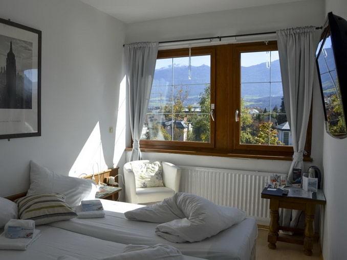 B&B Hotel Heimgartl в Инсбруке