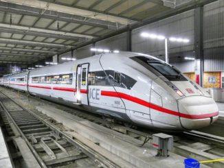 Скорый поезд, Германия