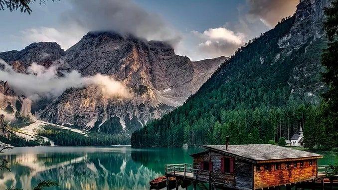 Доломитовые Альпы - когда в Италии откроют границу?