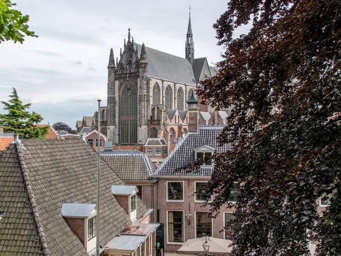 Церковь святого Петра в Лейдене, фото m-medved.blogspot.com
