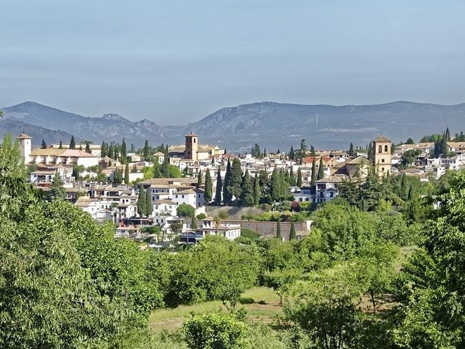 Гранада в Испании - что можно посмотреть?