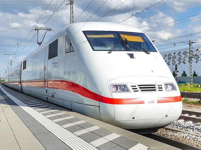 Поезд, Германия