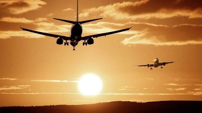 Самолеты, туризм