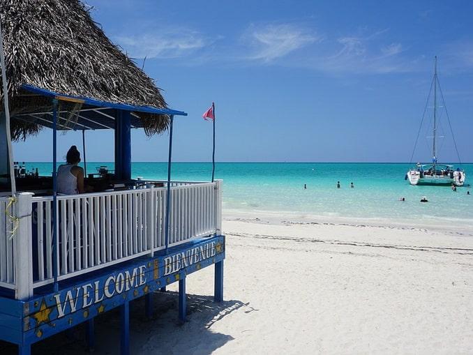 Пляж на Кубе, Кайо Коко