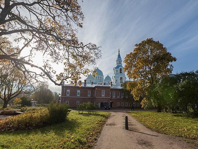 Спасо-Преображенский Валаамский мужской монастырь, фото Nadezhda Khaustova