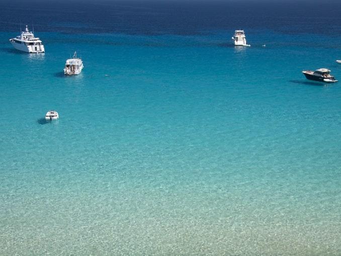 Остров Фавиньяна, Сицилия
