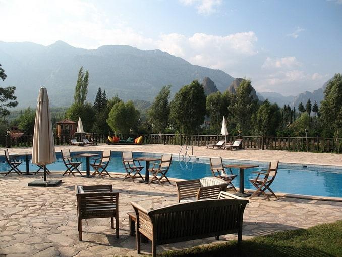 Кемер, Турция, отель