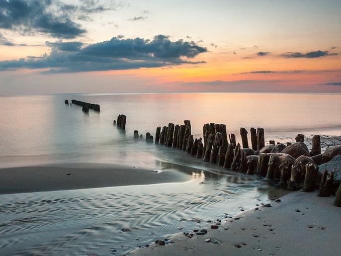 Балтийское море, Россия