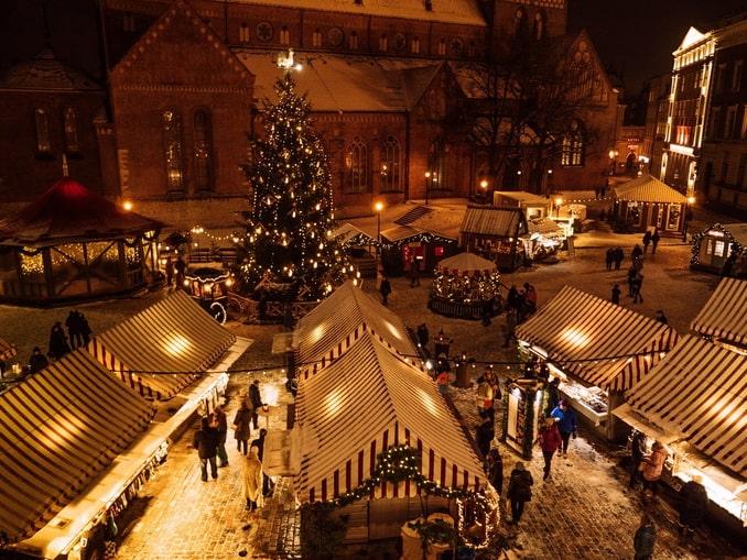 Новогодняя Рига, Рождественская ярмарка