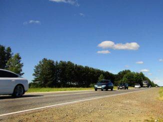 Машины на шоссе