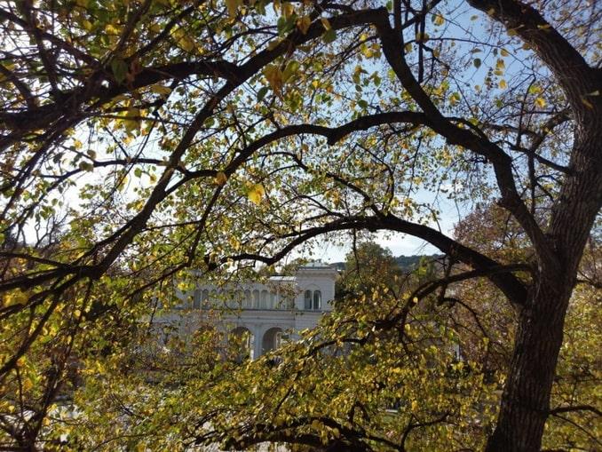Кисловодск осенью, фото innaklimenko.livejournal.com