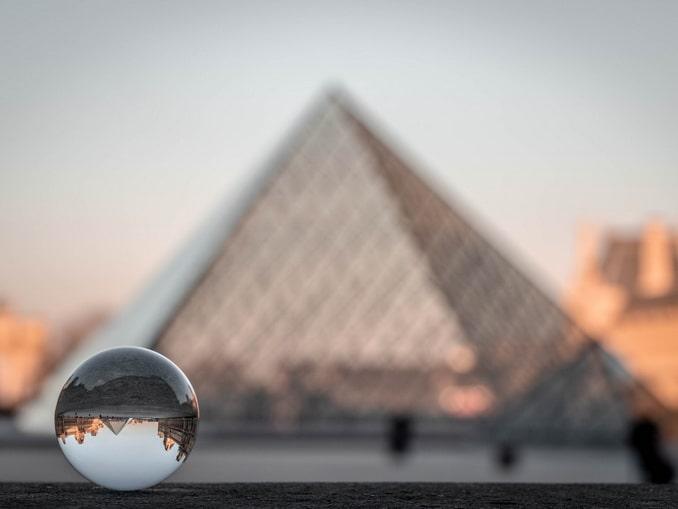 Музей Лувр, Париж
