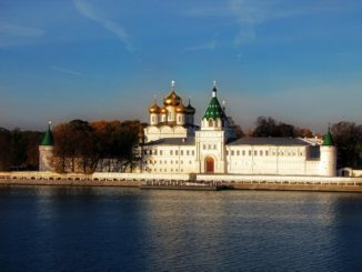 Свято-Троицкий Патьевский монастырь, Кострома, Россия