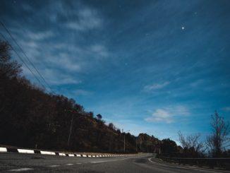 Дорога в Ялту, Крым