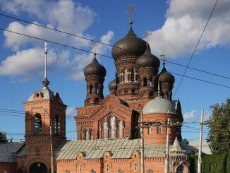 Введенский монастырь, Иваново © A.Savin, WikiCommons
