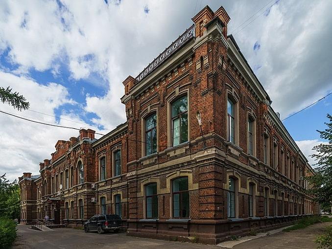 Больница Куваевых в Иваново © A.Savin, WikiCommons